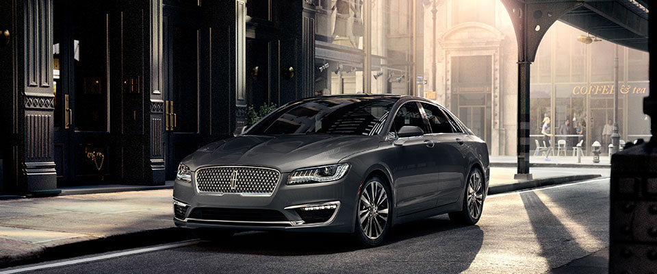 2017 Lincoln MKZ Appearance Main Img