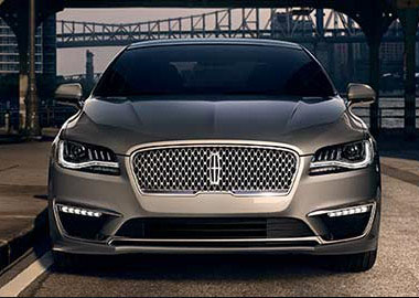 2017 Lincoln MKZ appearance