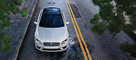 2017 Lincoln MKZ performance