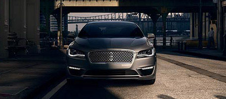 2017 Lincoln MKZ safety