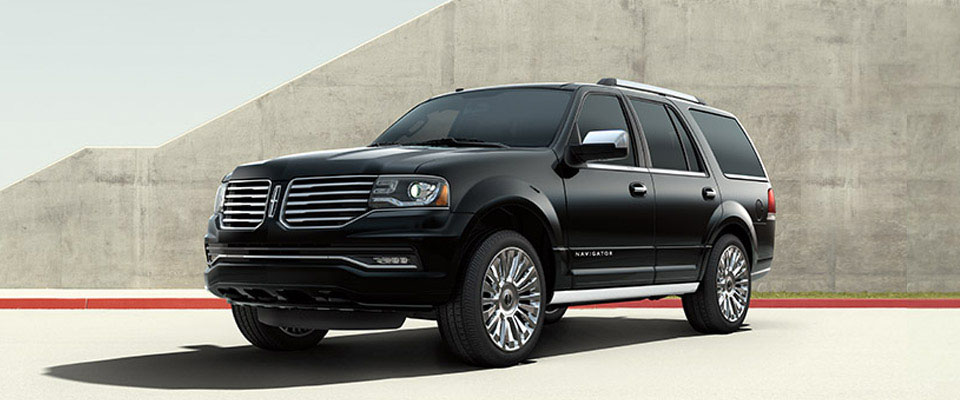 2017 Lincoln Navigator Appearance Main Img