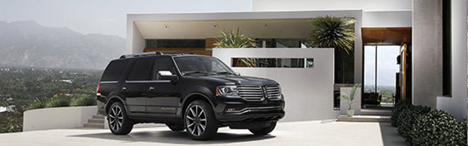 2017 Lincoln Navigator Safety Main Img