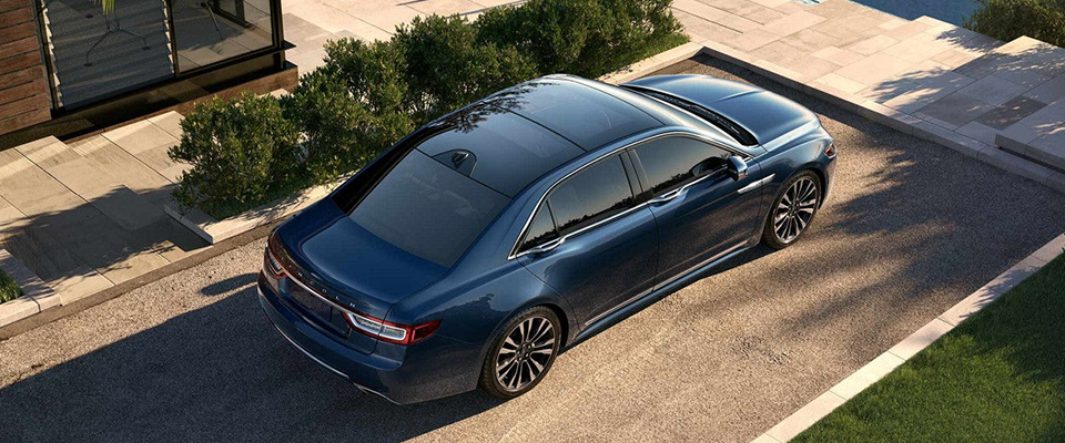 2018 Lincoln Continental Appearance Main Img