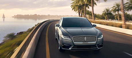 2018 Lincoln Continental performance