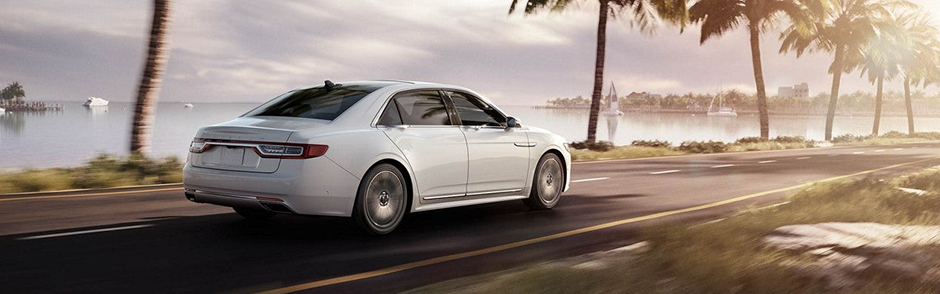 2018 Lincoln Continental Safety Main Img