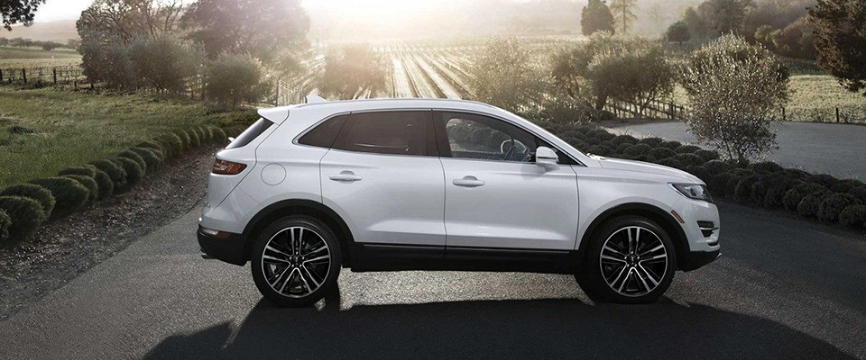 2018 Lincoln MKC Appearance Main Img