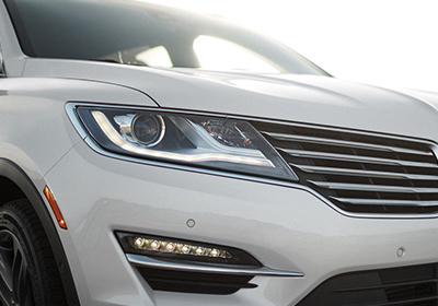 2018 Lincoln MKC appearance