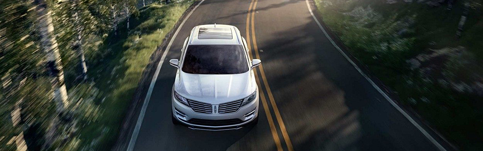 2018 Lincoln MKC Safety Main Img