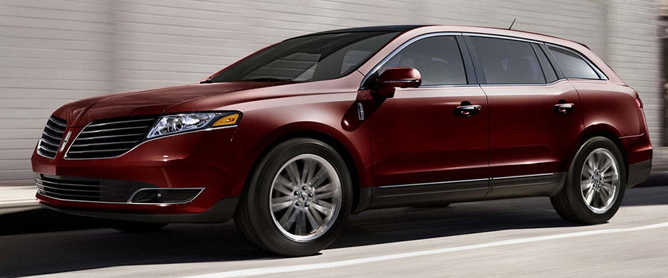2018 Lincoln MKT Main Img