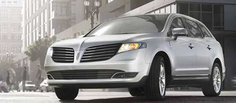 2018 Lincoln MKT performance