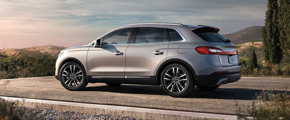 2018 Lincoln MKX Appearance Main Img
