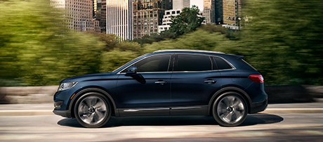 2018 Lincoln MKX performance