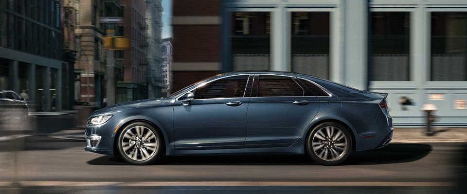 2018 Lincoln MKZ Appearance Main Img
