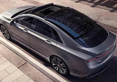 2018 Lincoln MKZ appearance