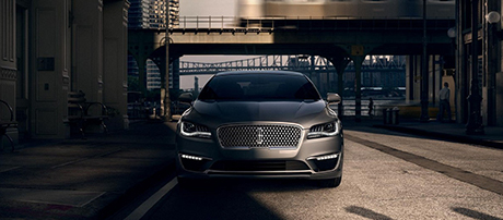 2018 Lincoln MKZ safety