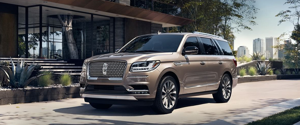2018 Lincoln Navigator Appearance Main Img