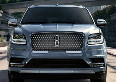 2018 Lincoln Navigator appearance