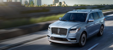2018 Lincoln Navigator performance