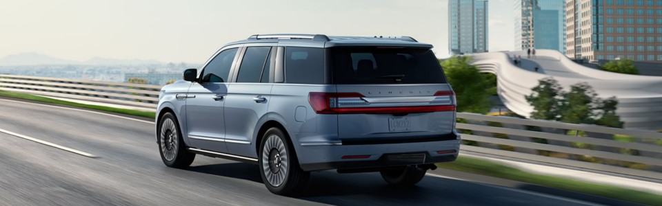 2018 Lincoln Navigator Safety Main Img