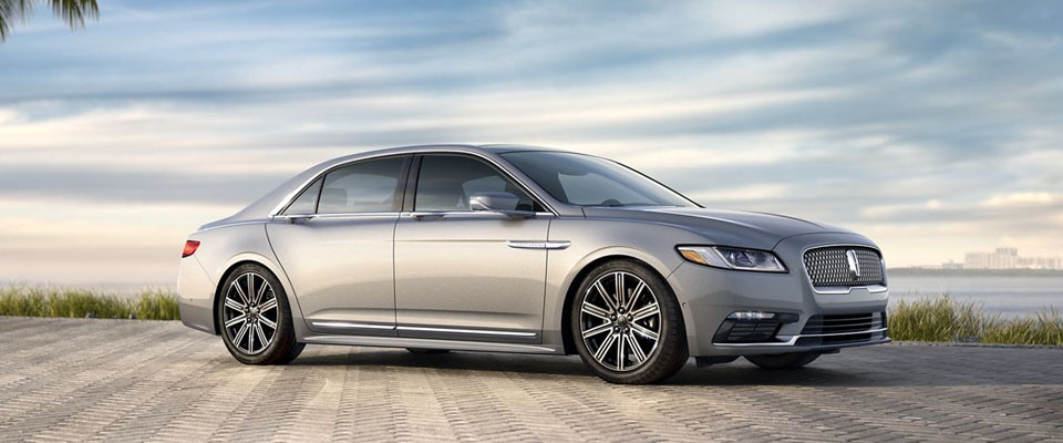 2019 Lincoln Continental Appearance Main Img