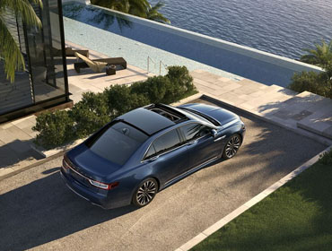 2019 Lincoln Continental appearance