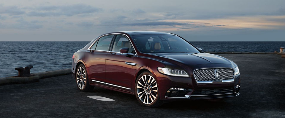 2019 Lincoln Continental Main Img