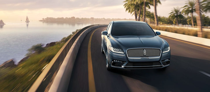 2019 Lincoln Continental performance