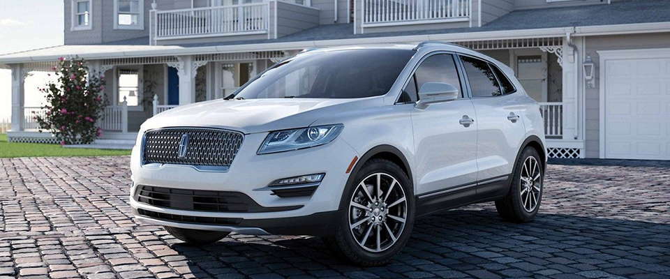 2019 Lincoln MKC Appearance Main Img