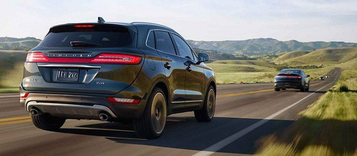 2019 Lincoln MKC performance