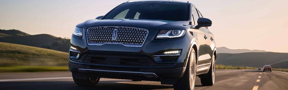 2019 Lincoln MKC Safety Main Img