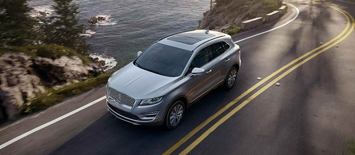 2019 Lincoln MKC safety