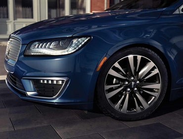 2019 Lincoln MKZ appearance