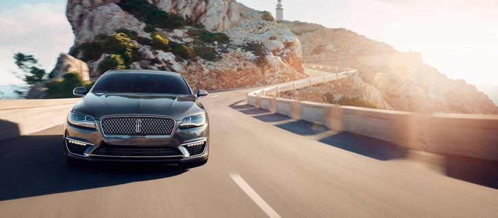 2019 Lincoln MKZ performance
