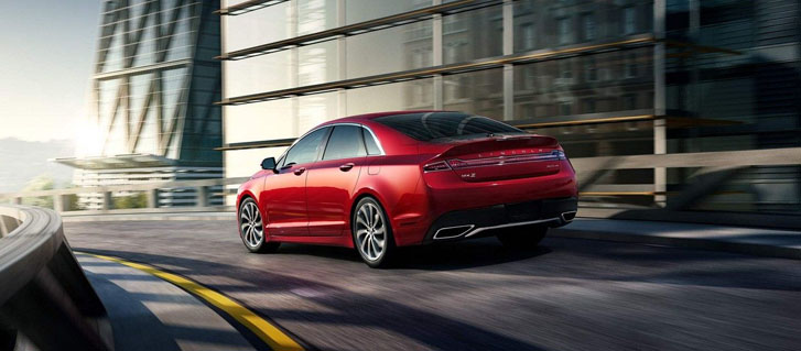 2019 Lincoln MKZ safety