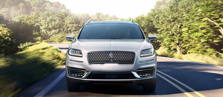 2019 Lincoln Nautilus performance