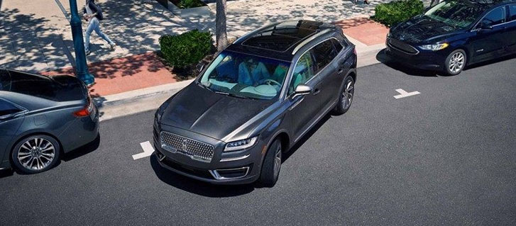 2019 Lincoln Nautilus safety