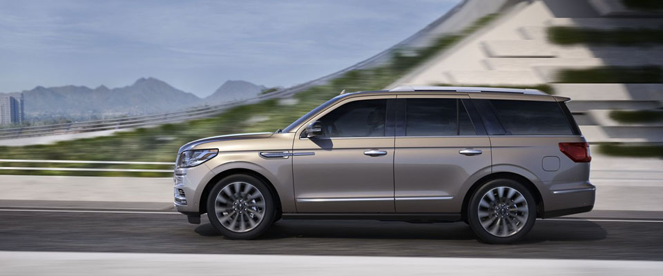 2019 Lincoln Navigator Appearance Main Img