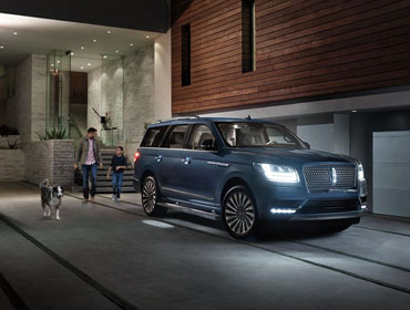 2019 Lincoln Navigator appearance
