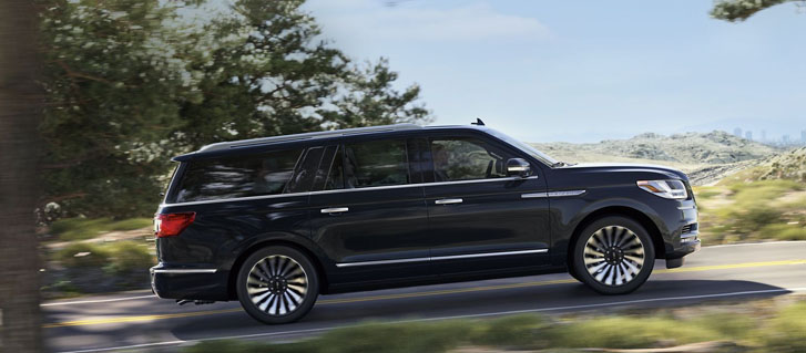 2019 Lincoln Navigator performance