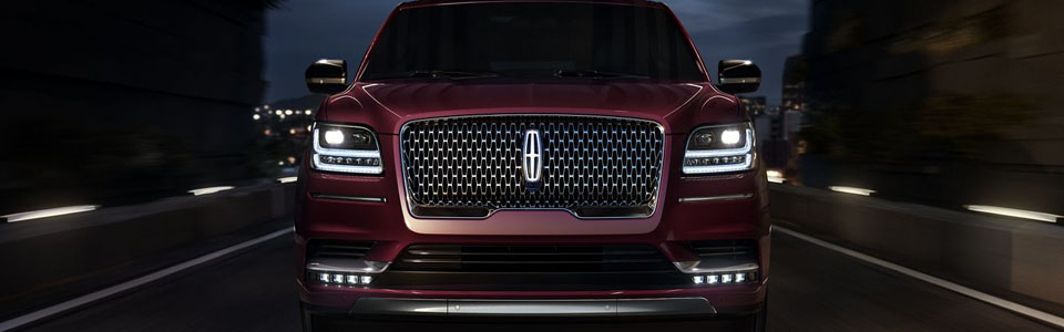 2019 Lincoln Navigator Safety Main Img