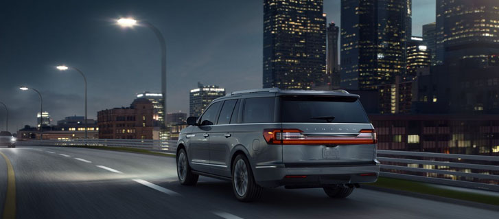 2019 Lincoln Navigator safety