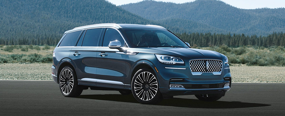 2020 Lincoln Aviator Appearance Main Img
