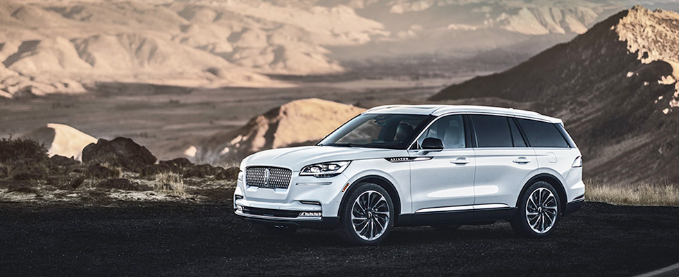 2020 Lincoln Aviator Main Img