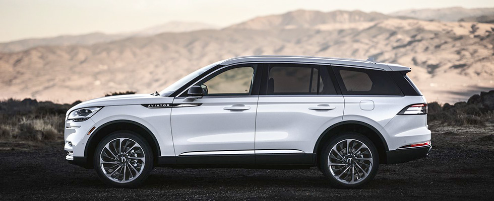 2020 Lincoln Aviator Safety Main Img