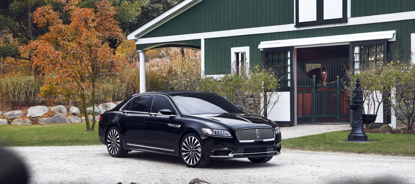 2020 Lincoln Continental Appearance Main Img
