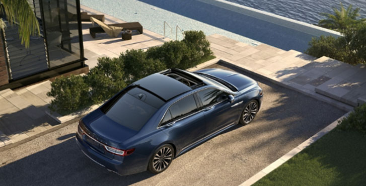 2020 Lincoln Continental appearance