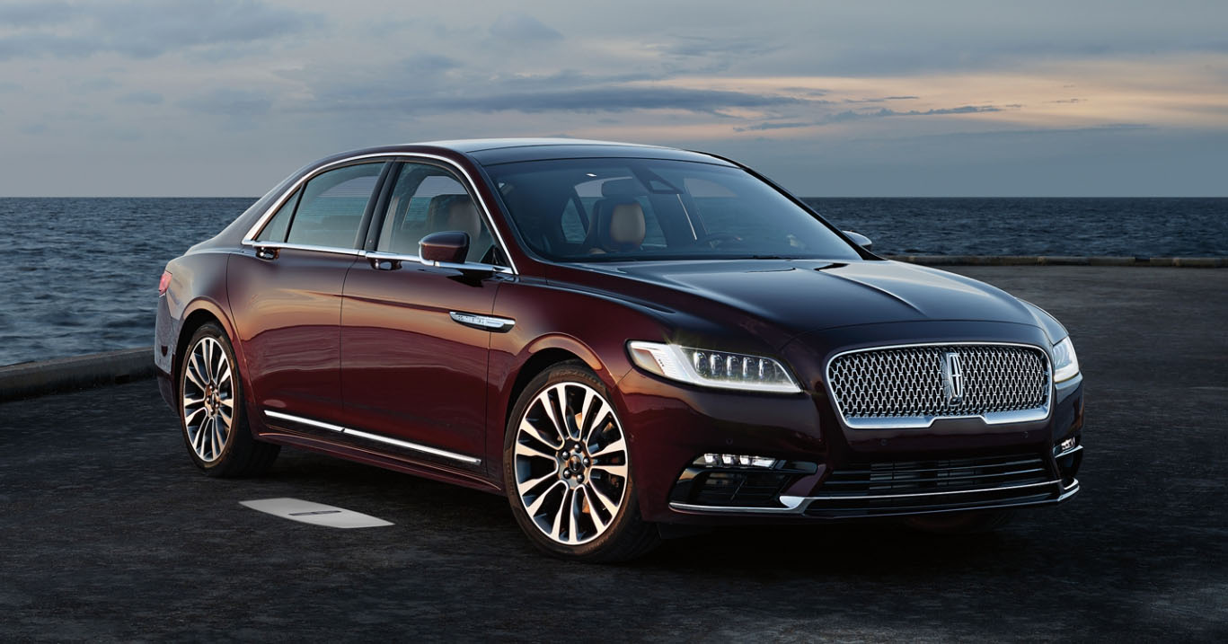2020 Lincoln Continental Main Img