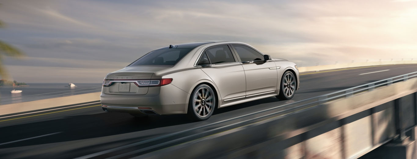 2020 Lincoln Continental Safety Main Img