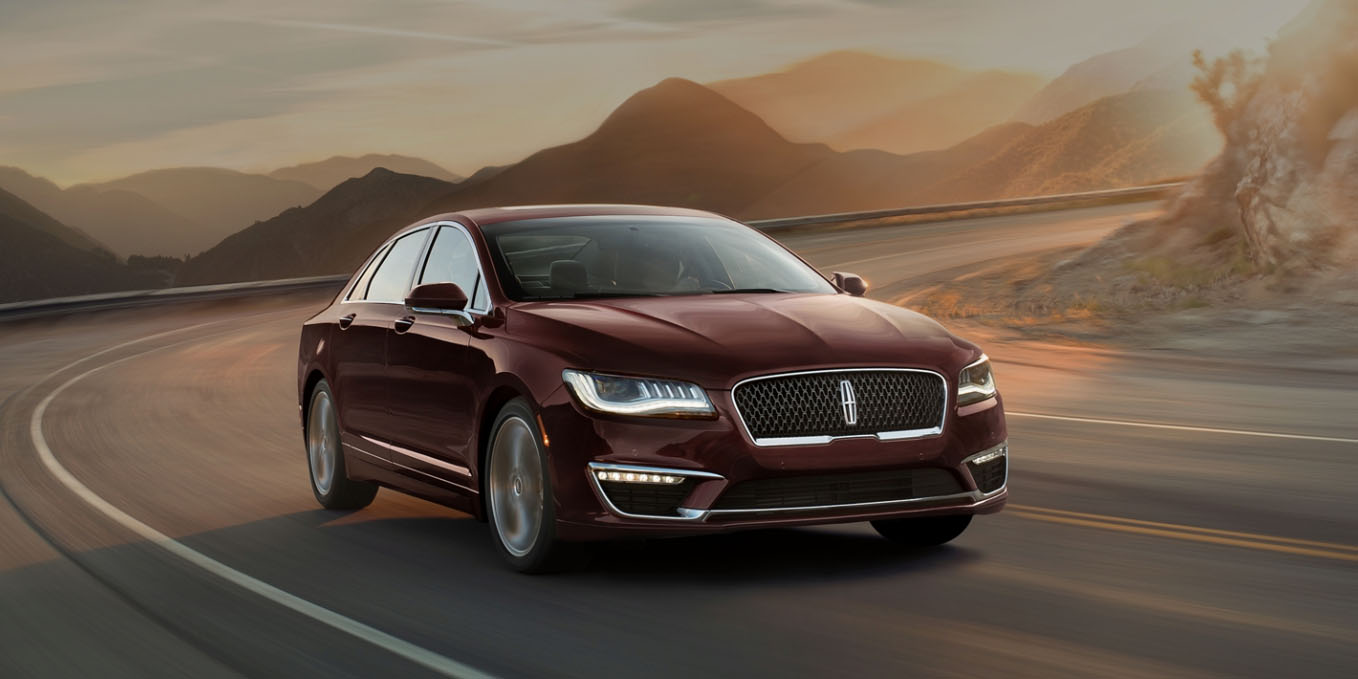 2020 Lincoln MKZ Hybrid Reserve Appearance Main Img