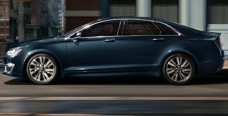 2020 Lincoln MKZ Hybrid Reserve appearance